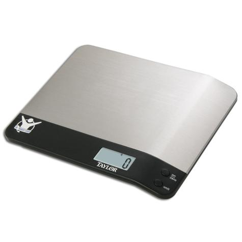 Taylor USA | Biggest Loser™ Kitchen Scale - Food Scales ...