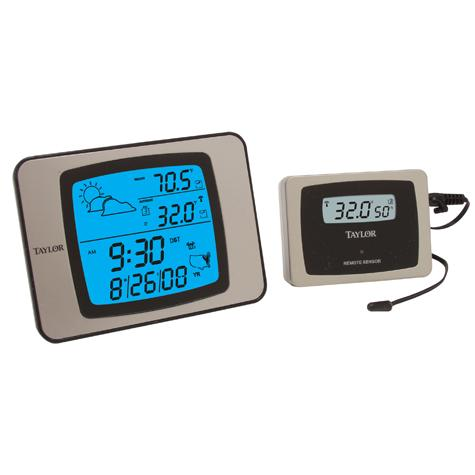 Wireless Digital Indoor/Outdoor Thermometer