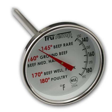 TruTemp® Meat Dial Thermometer