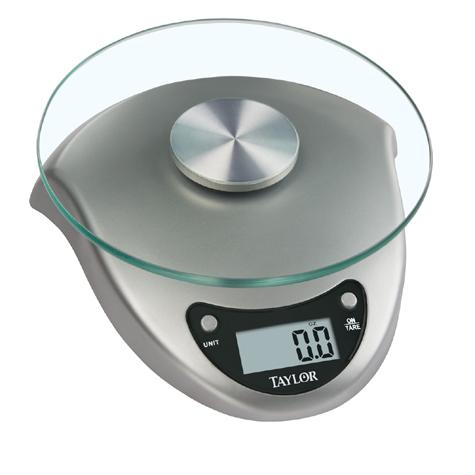 Taylor USA | Digital Kitchen Scale - Food Scales - Kitchen
