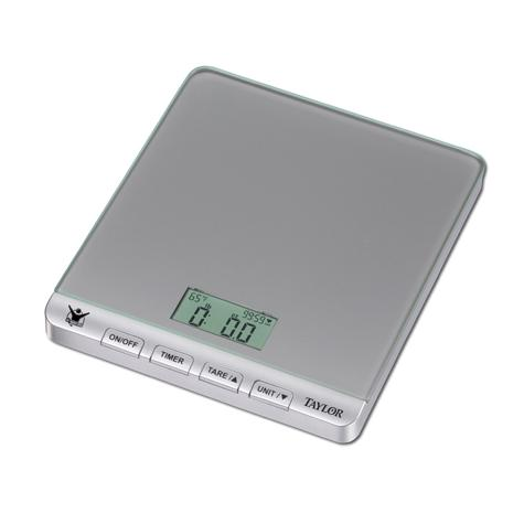 Biggest Loseru0026reg; Glass Kitchen Scale