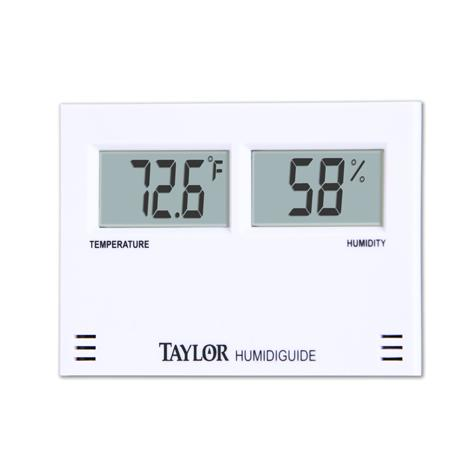 Digital Thermometer/Hygrometer
