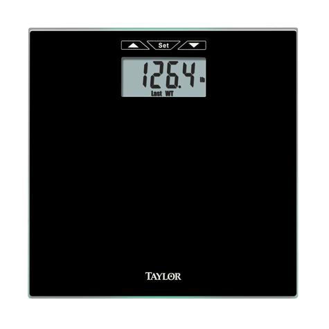 Glass Weight Tracking Electronic Scale with CalMax™ and BMI