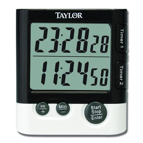 Tayloru0026reg; Dual Event Timer + Clock
