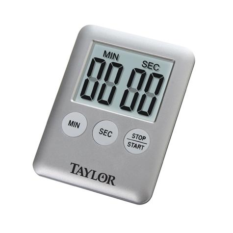 Beau Tayloru0026reg; Digital Slim Timer