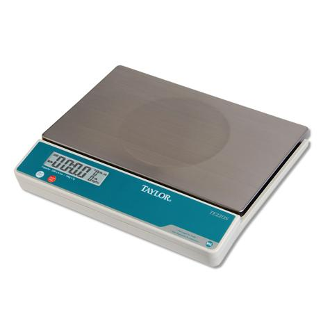 Digital 22 lb Portion Control Scale with Oversized Platform
