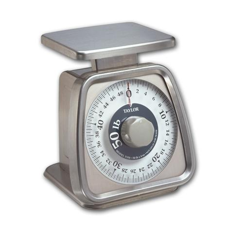 50 lb Mechanical Portion Control Scale